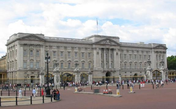 Photo Buckingham palace - Palais de Buckingham à Londres 43
